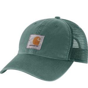 Carhartt Buffalo Sandstone Meshback Cap Hat New